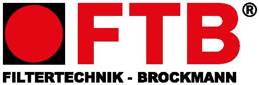FTB Filtertechnik Brockmann Logo